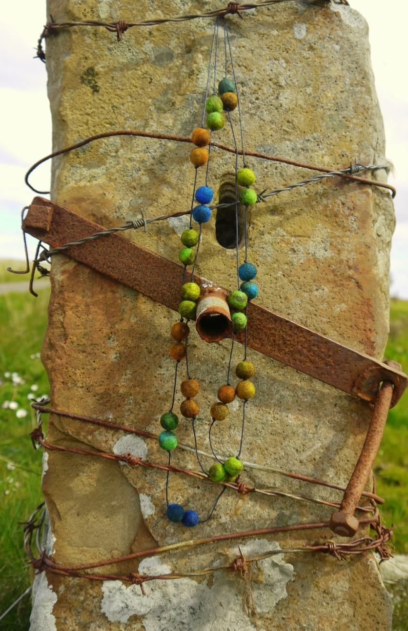 long string beads