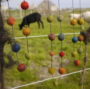 tweed beads grindigar